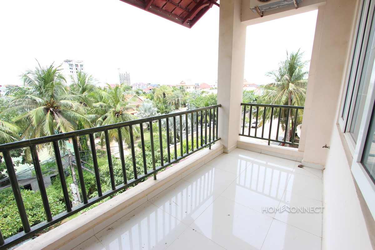 Spacious 2 Bedroom 2 Bathroom Serviced Apartment in Toul Kork | Phnom Penh Real Estate