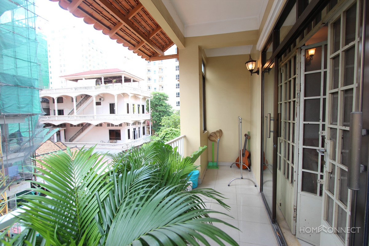 Budget 2 Bedroom 2 Bathroom Apartment for Rent Near Olympic Stadium | Phnom Penh Real Estate