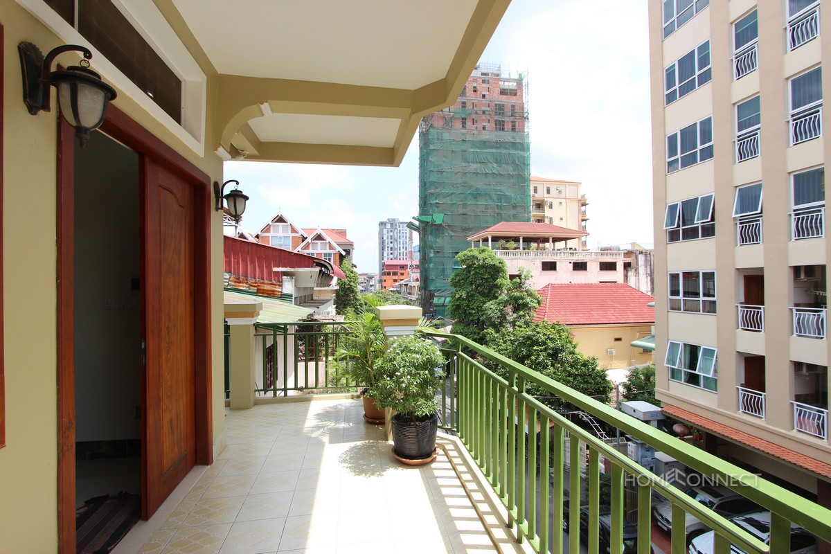 Budget 2 Bedroom 2 Bathroom Apartment Near Olympic Stadium | Phnom Penh Real Estate