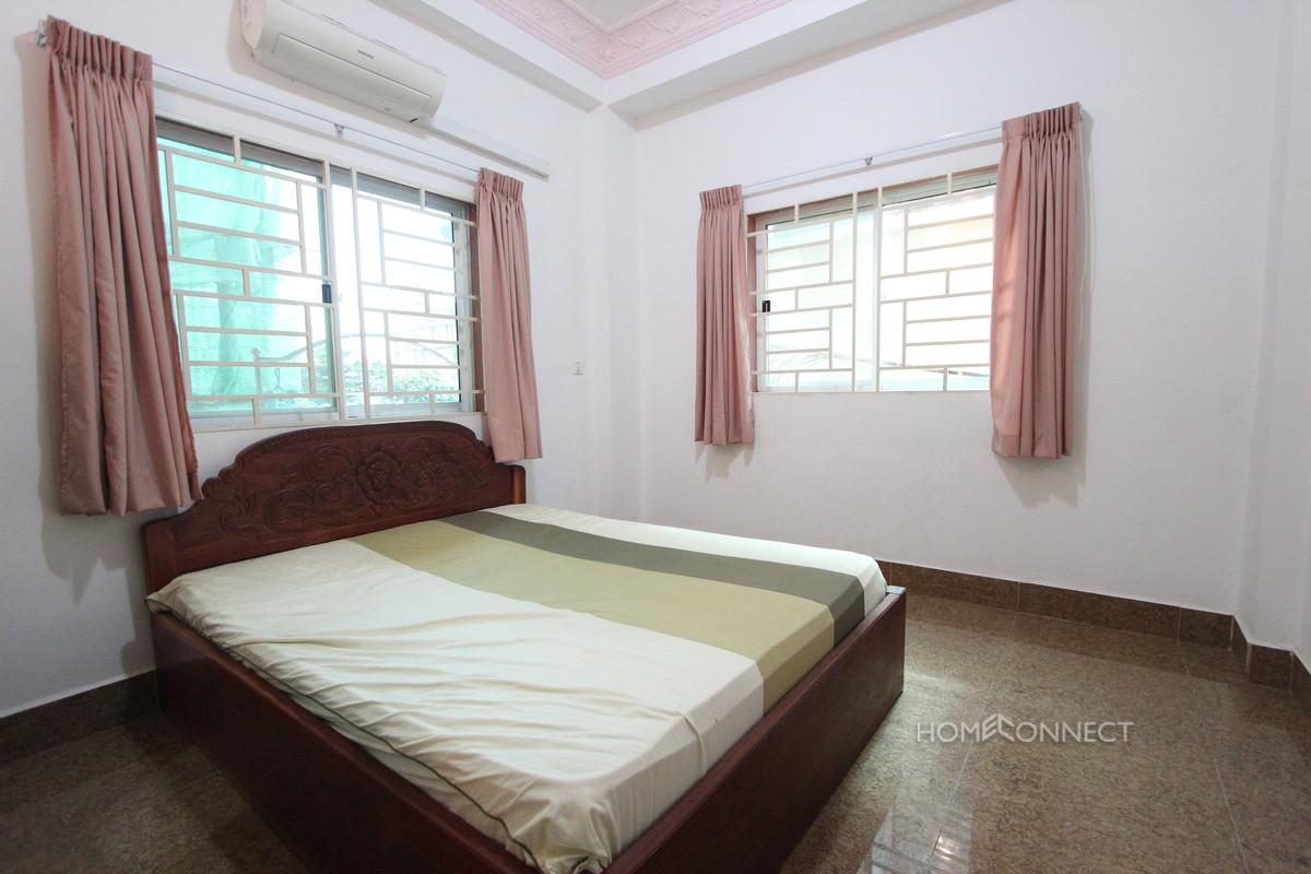 Budget 2 Bedroom 3 Bathroom Apartment for Rent Near Aeon Mall | Phnom Penh Real Estate