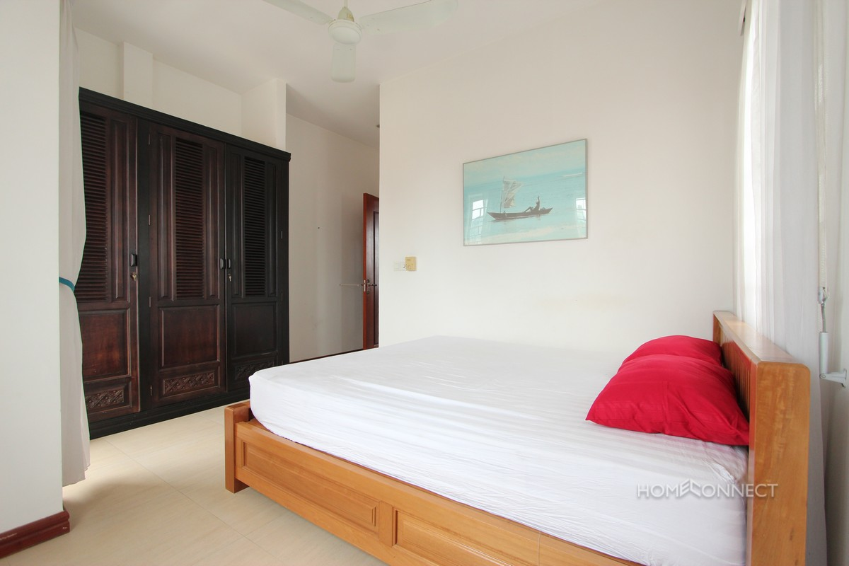 Budget 1 Bedroom 2 Bathroom Apartment For Rent In Tonle