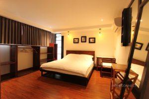 Modern 1 Bedroom 1 Bathroom Apartment for Rent in BKK1 | Phnom Penh Real Estate