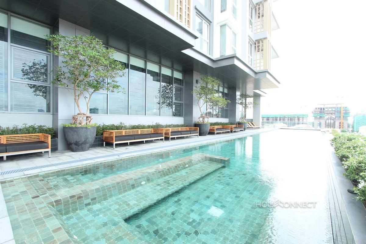 Modern Luxury 2 Bedroom For Rent on Diamond Island | Phnom Penh Real Estate