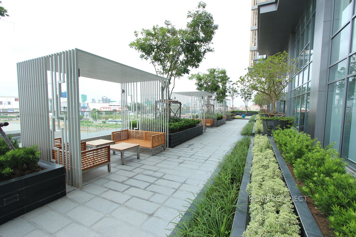 Modern Luxury 1 Bedroom For Rent on Diamond Island | Phnom Penh Real Estate