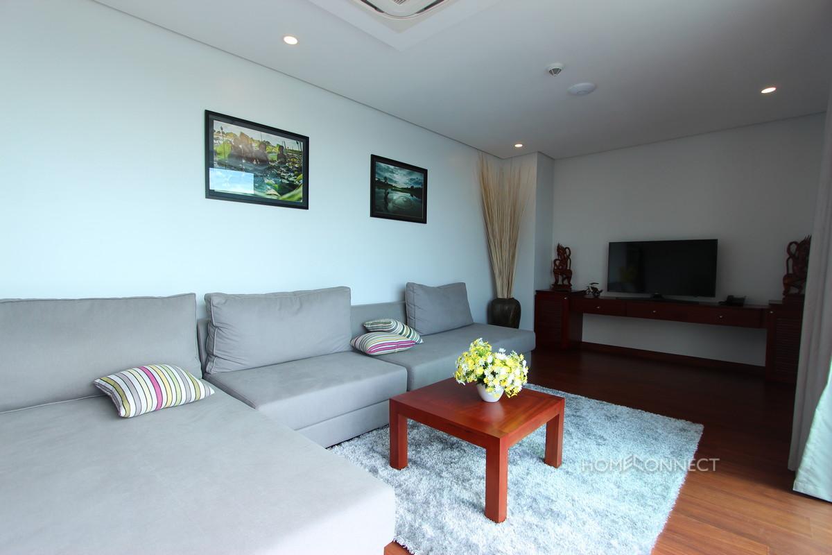 Modern 4 Bedroom Penthouse For Rent in BKK1 | Phnom Penh Real Estate