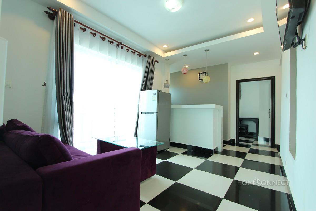 Comfortable 2 Bedroom 1 Bathroom Apartment for Rent Near Russian Market | Phnom Penh Real Estate