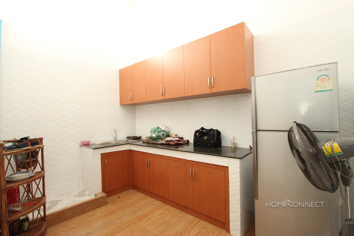 Budget 2 Bedroom 1 Bathroom Townhouse for Rent in Russian Market | Phnom Penh Real Estate