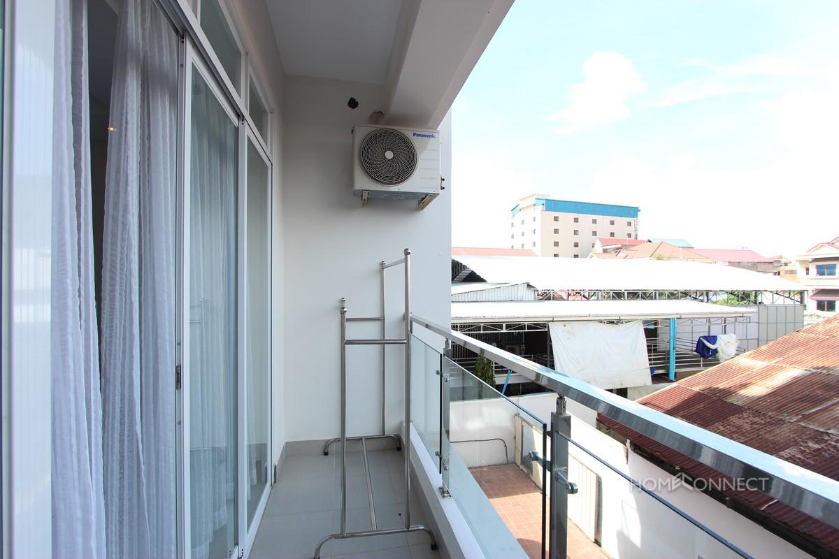 Modern 1 Bedroom 1 Bathroom Apartment for Rent in BKK2 | Phnom Penh Real Estate