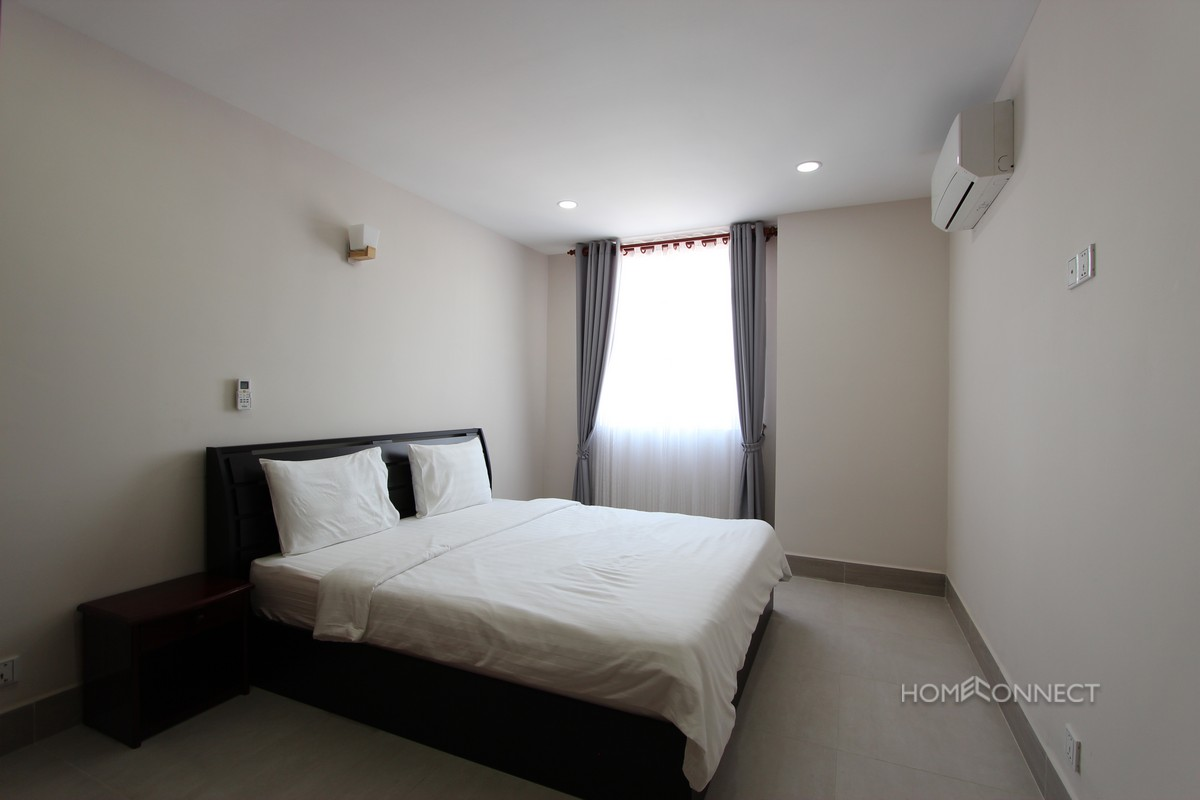 Spacious 2 Bedroom 2 Bathroom Apartment for Rent in BKK2 | Phnom Penh Real Estate