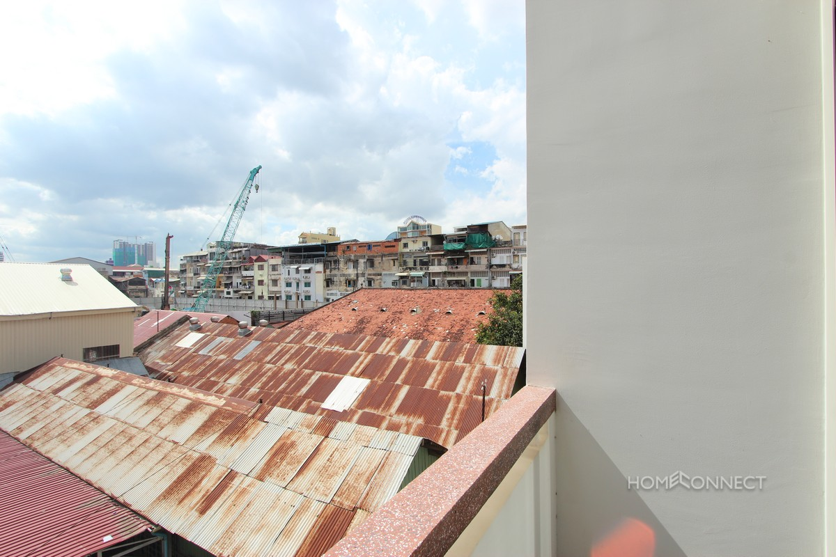 Modern 1 Bedroom Apartment Near the National Museum | Phnom Penh Real Estate