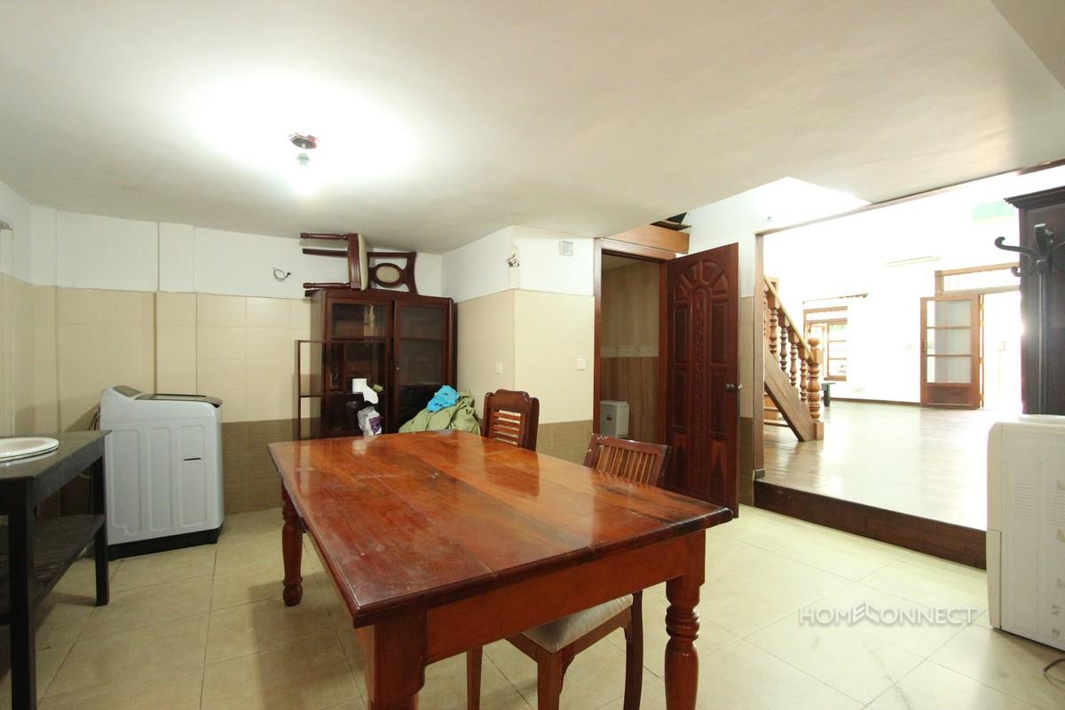 Spacious 4 Bedroom 5 Bathroom Villa for Rent in Boeung Trabek | Phnom Penh Real Estate