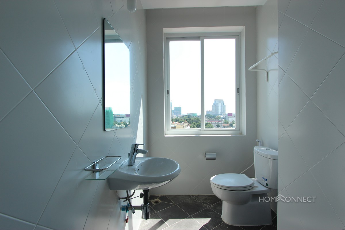 Brand New Serviced 1 Bedroom 2 Bathroom Apartment for Rent in BKK1 | Phnom Penh Real Estate