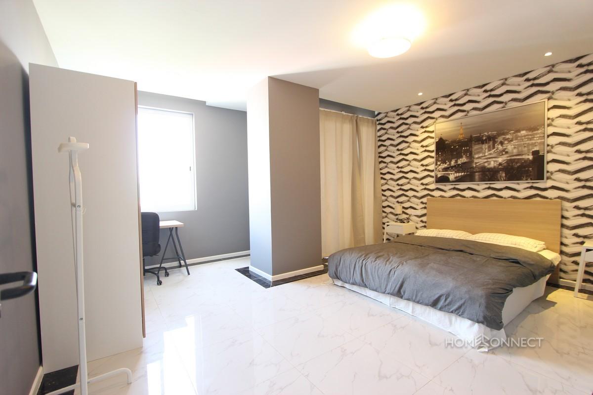 Modern Serviced 2 Bedroom 1 Bathroom Apartment for Rent in BKK1 | Phnom Penh Real Estate