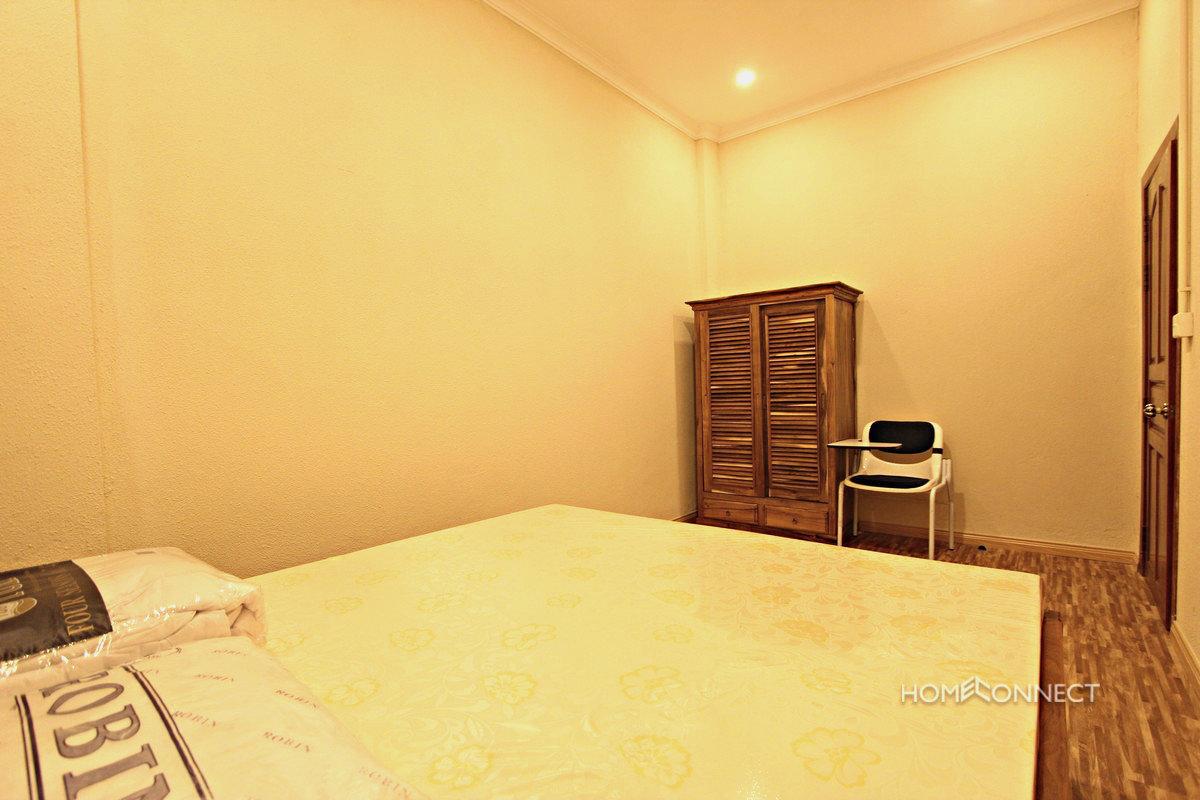 New Modern 2 Bedroom 1 Bathroom Apartment For Rent in BKK3 | Phnom Penh Real Estate
