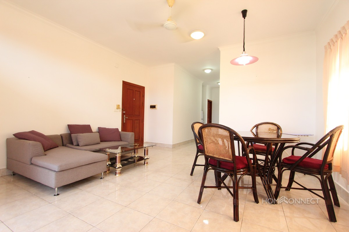 Spacious 2 bedroom 1 bathroom apartment for rent near central market phnom penh apartments for 2 bedroom 2 bathroom for rent near me