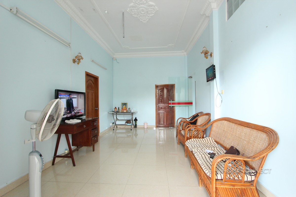 Large 5 Bedroom 5 Bathroom Villa For Rent in BKK3 | Phnom Penh Real Estate