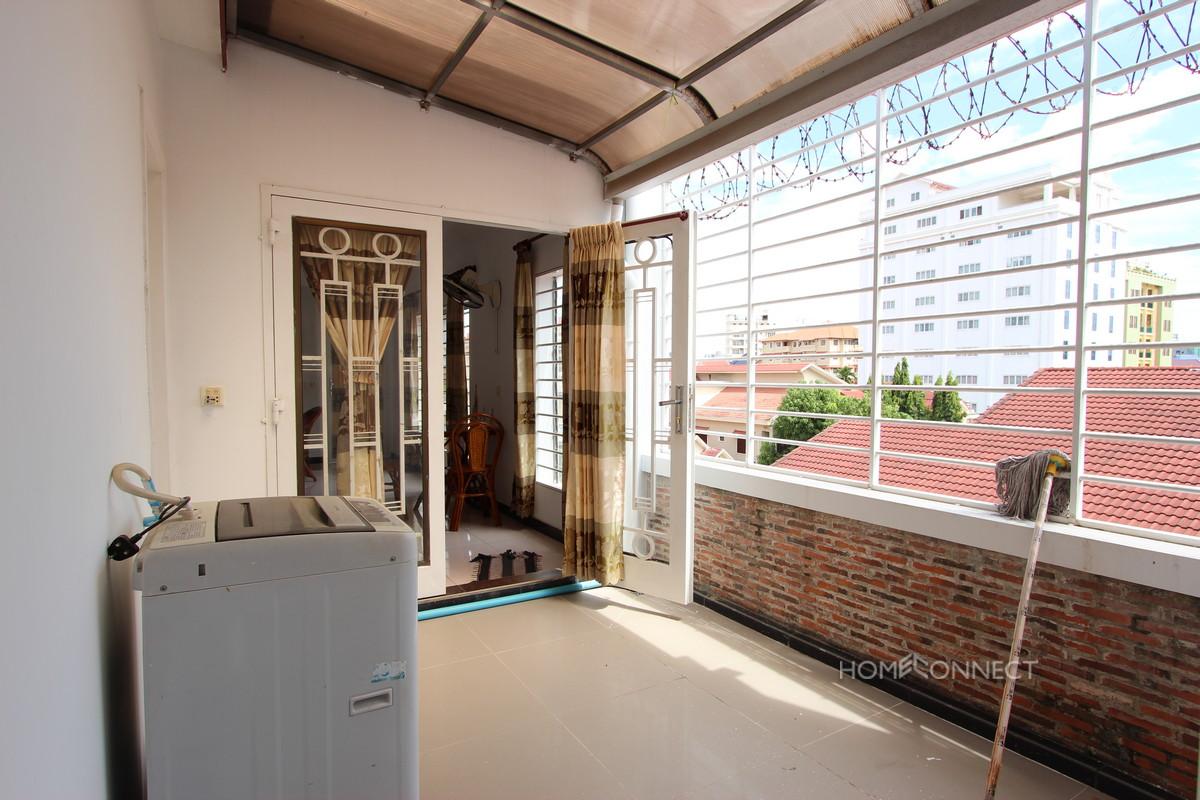 Budget 1 Bedroom 1 Bathroom Apartment for Rent in Toul Kork | Phnom Penh Real Estate