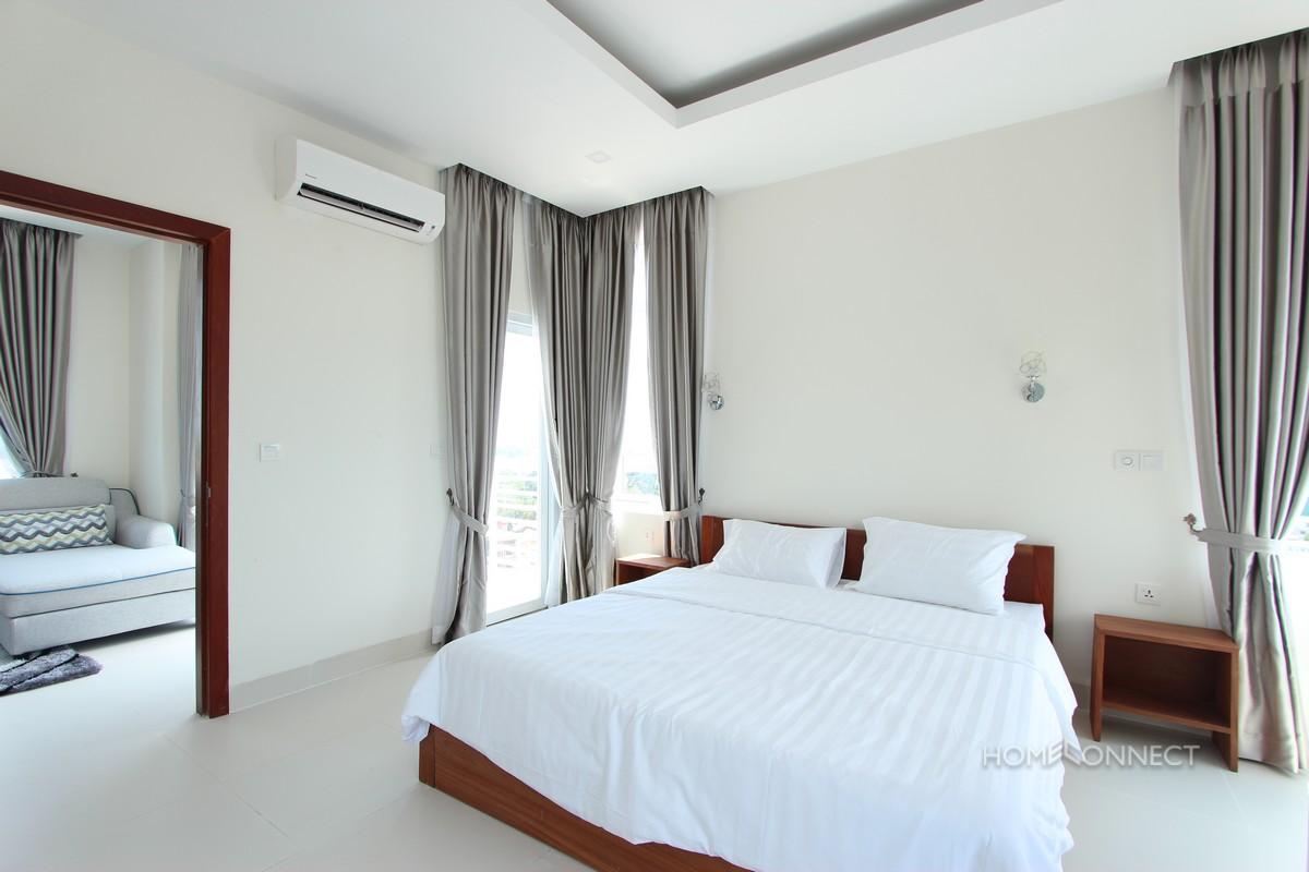 Brand New Modern 2 Bedroom 2 Bathroom Apartment for Rent in Tonle Bassac | Phnom Penh Real Estate