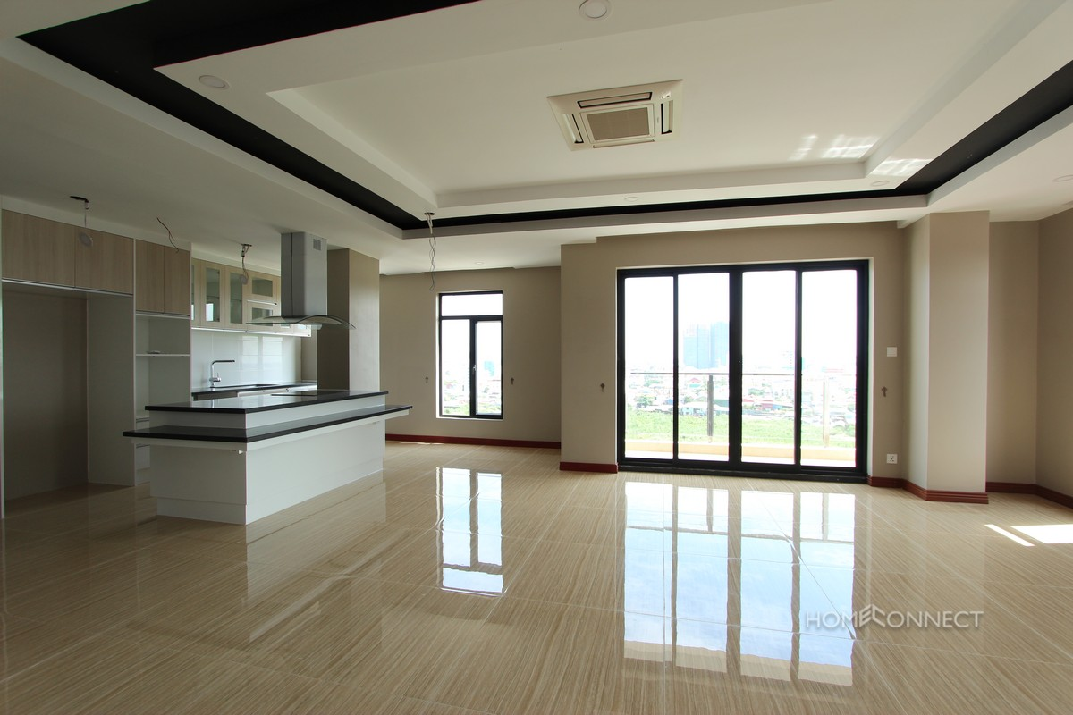 Brand New Penthouse Suite For Rent Near Russian Market | Phnom Penh Real Estate