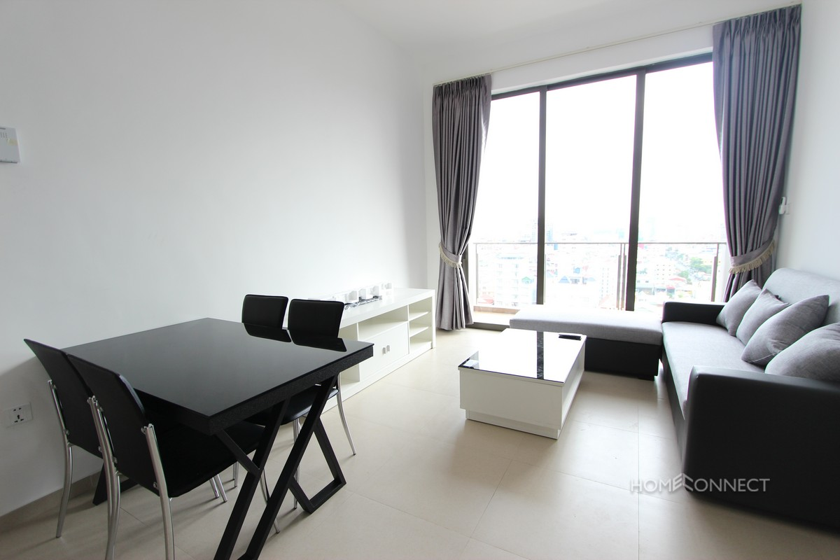 Western Style 2 Bedroom Apartment For Rent in The Heart of BKK3 | Phnom Penh Real Estate