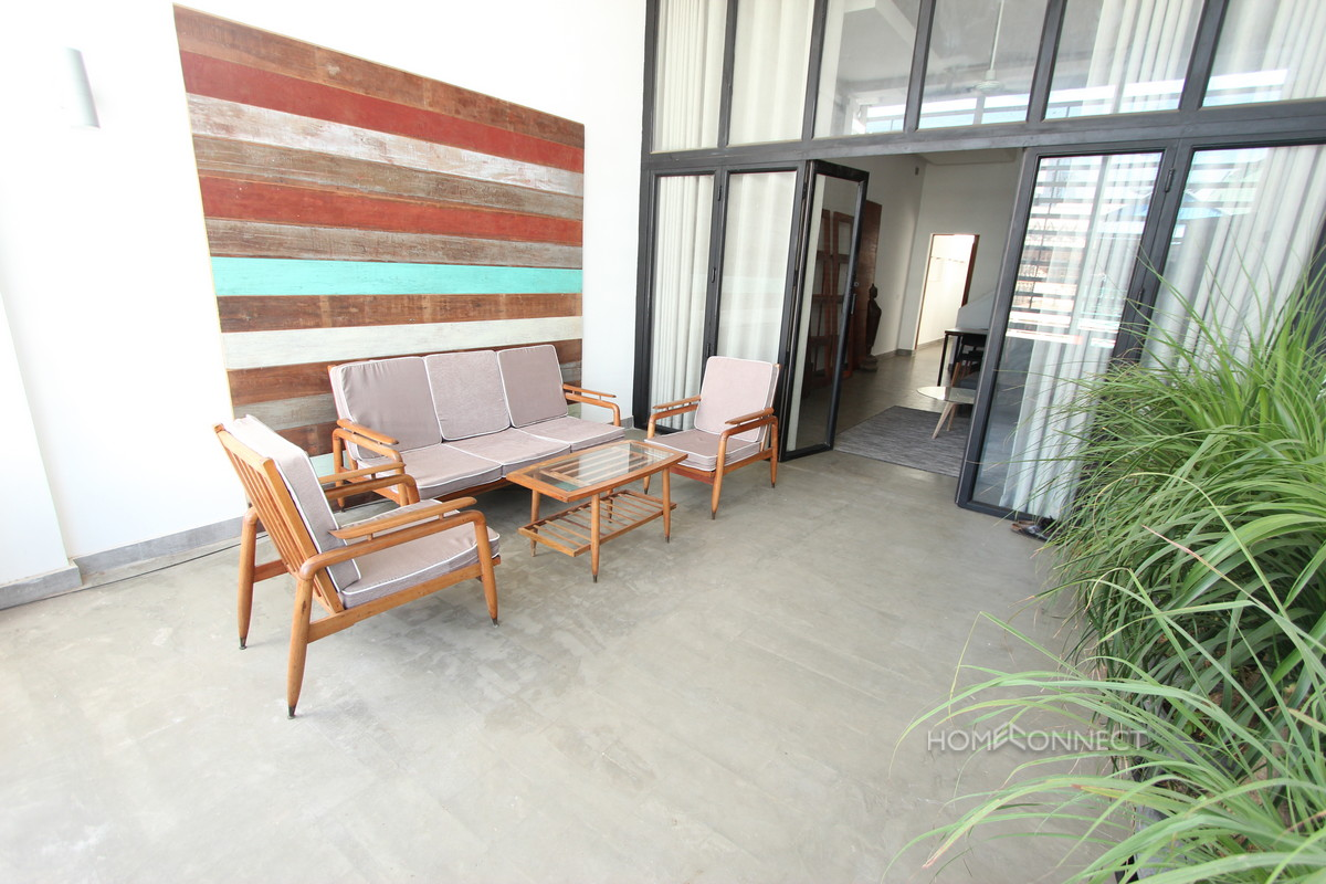 Newly Renovated Western 2 Bedroom Apartment For Rent Near Wat Phnom | Phnom Penh Real Estate