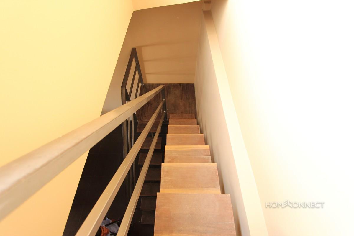 Large Rooftop 3 Bedroom Apartment Near Riverside | Phnom Penh Real Estate