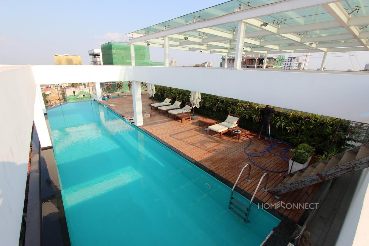 New 2 Bedroom In the Heart of BKK1 | Phnom Penh Real Estate