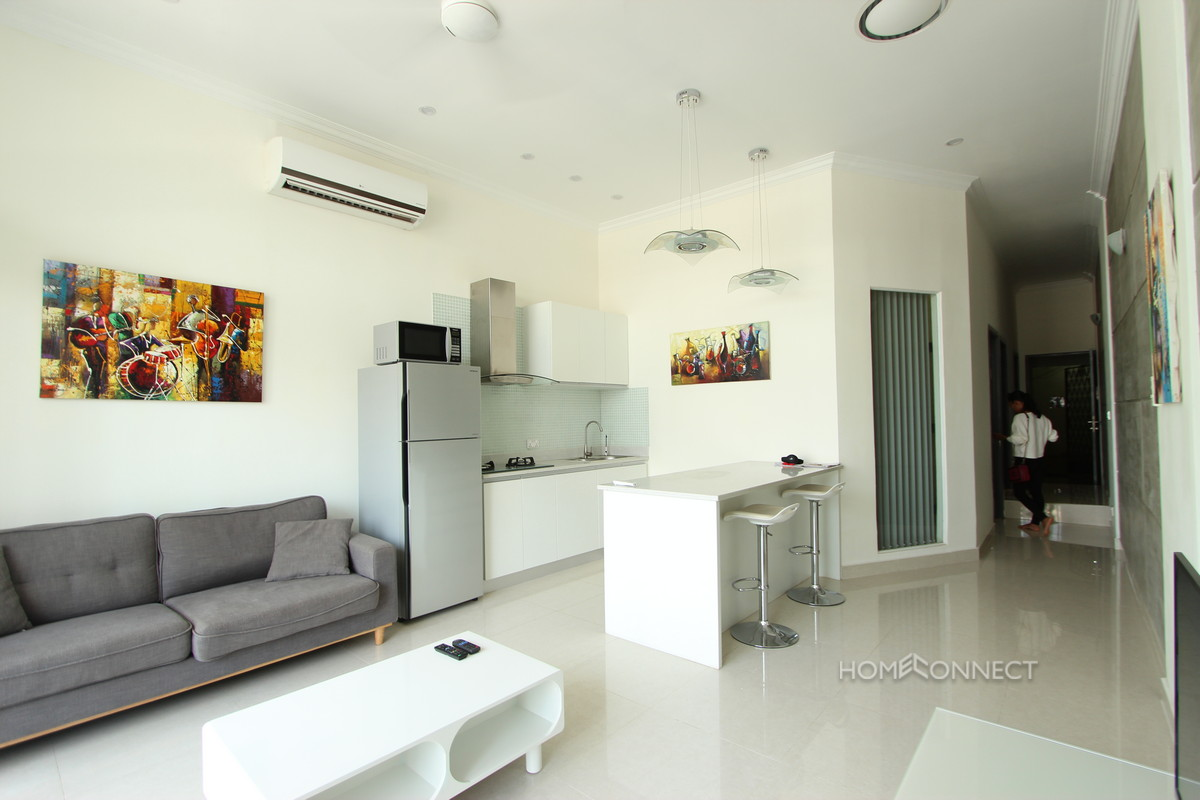 Newly Renovated 2 Bedroom Apartment For Sale | Phnom Penh Real Estate
