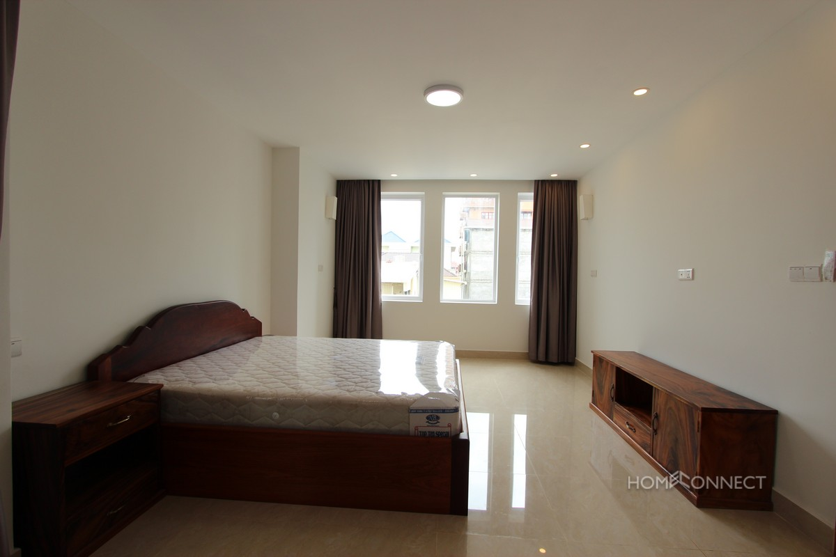 Western 2 Bedroom Apartment in Toul Tom Poung Russian Market | Phnom Penh Real Estate.