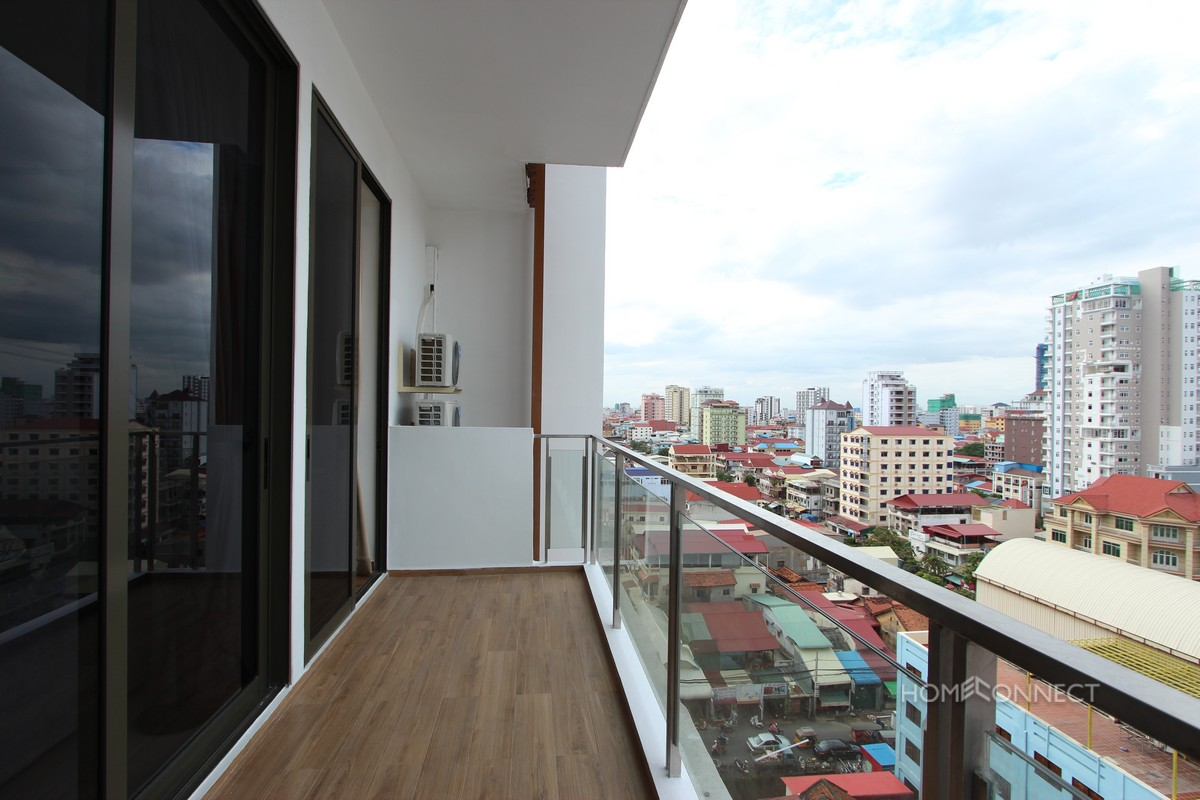 Western Style 1 Bedroom Apartment For Rent in BKK3 | Phnom Penh Real Estate