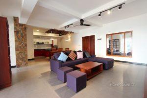 Western 2 Bedroom Apartment in South Tonle Bassac   Phnom Penh Real Estate