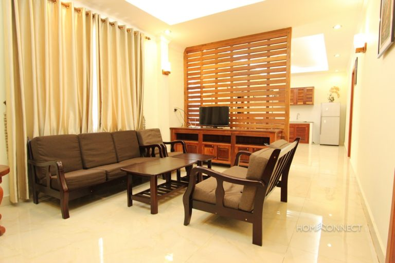 Western 2 Bedroom Behind The Royal Palace | Phnom Penh Real Estate