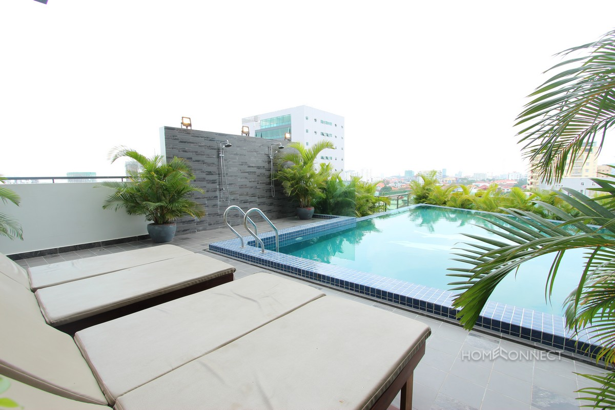 Contemporary Two Bedroom Apartment in Toul Kork | Phnom Penh Real Estate