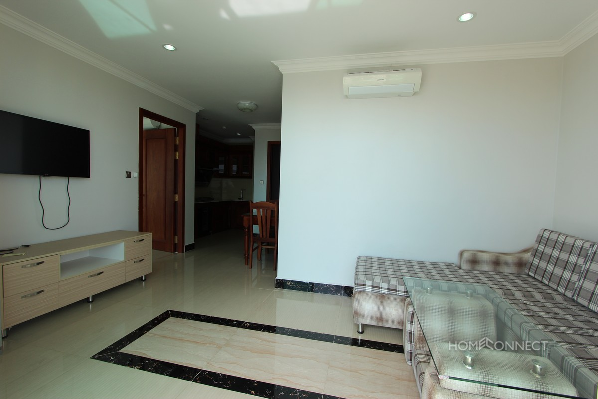Modern 1 Bedroom Apartment Close to Russian Market | Phnom Penh Real Estate