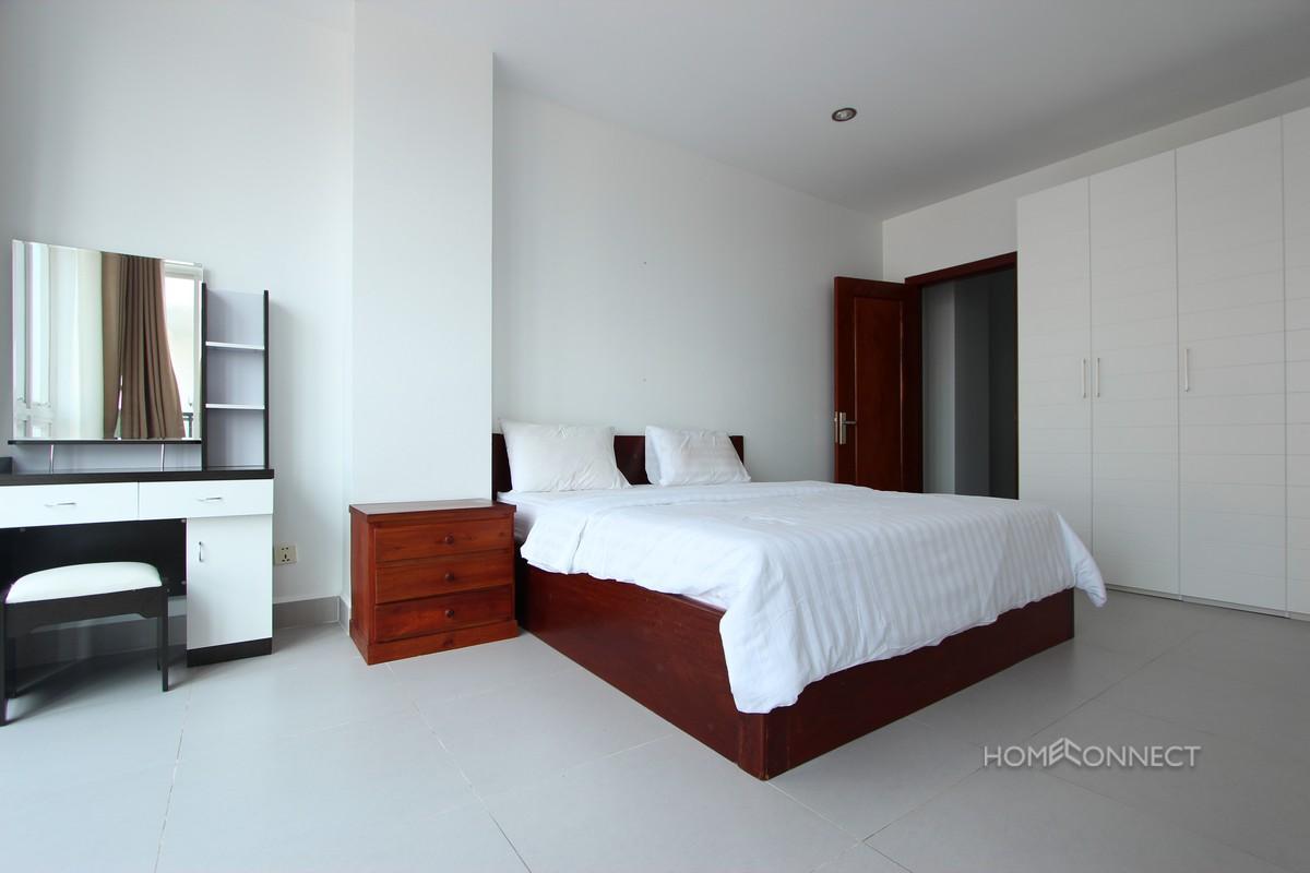 Large Pool 2 Bedroom Apartment in Russian Market | Phnom Penh Real Estate
