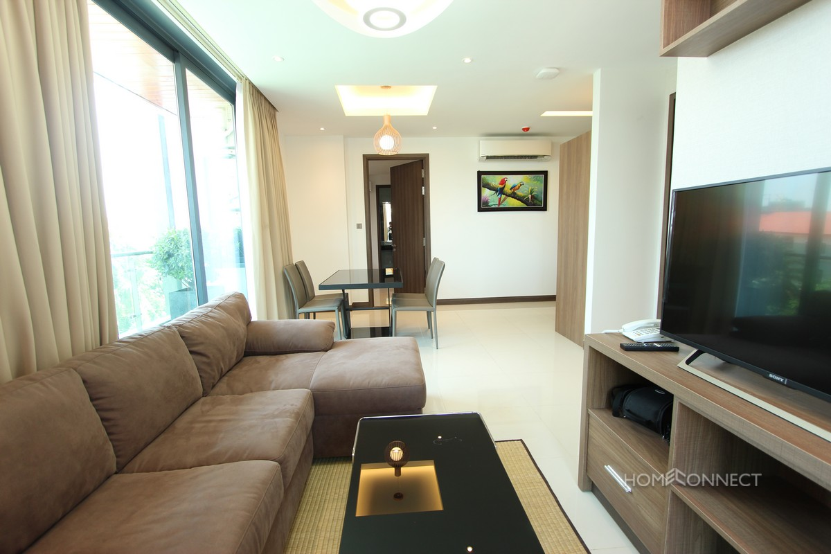 Contemporary 2 Bedroom Apartment For Rent In Toul Kork | Phnom Penh Real Estate