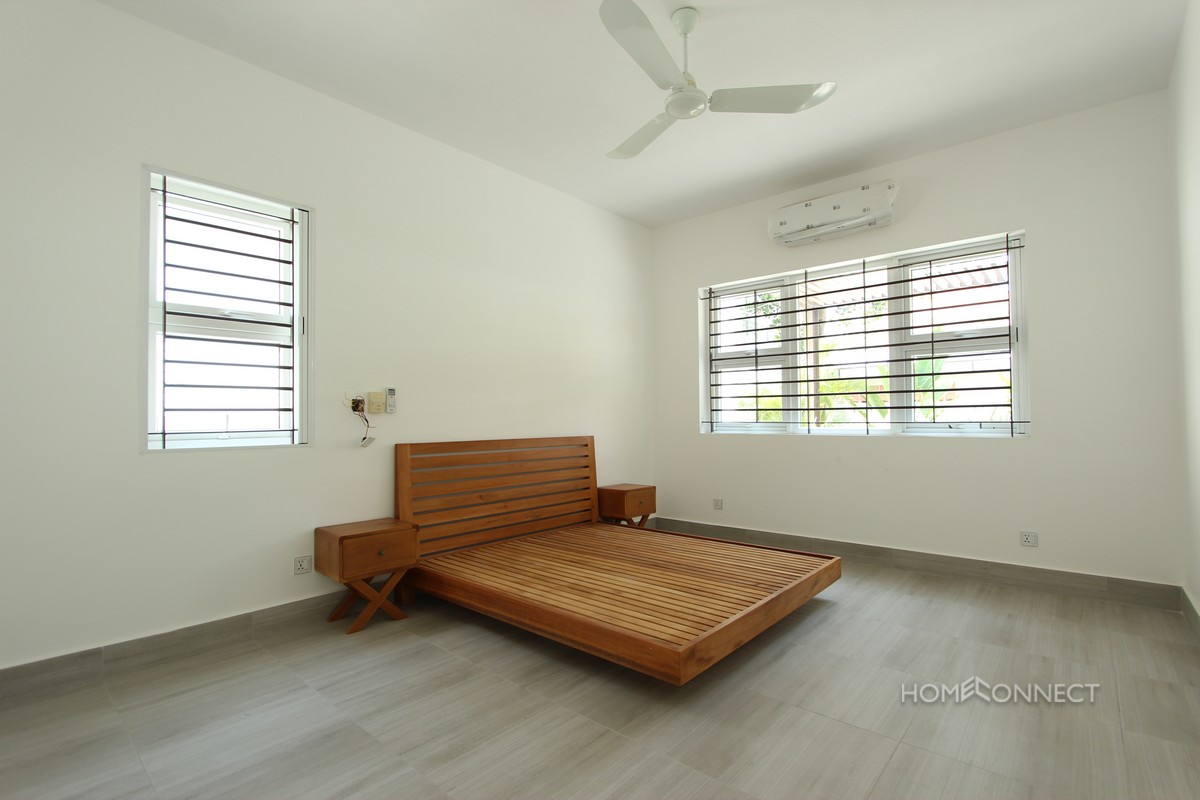 Family Sized Villa For Rent Close to The Royal Palace   Phnom Penh Real Estate