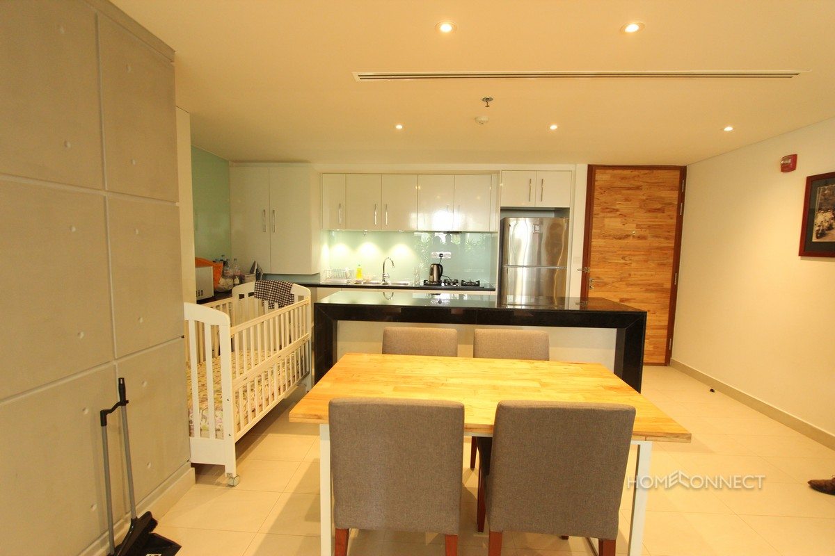 Modern 2 Bedroom Apartment For Sale Close to Independence Monument | Phnom Penh Real Estate