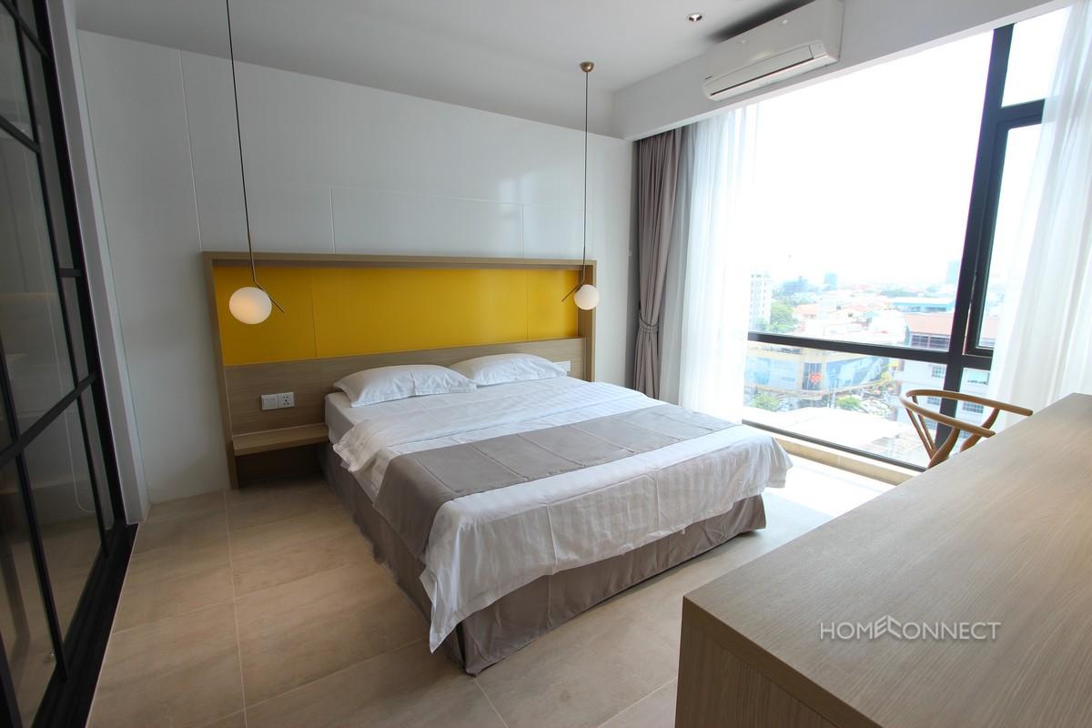 Modern Style 1 Bedroom in Central BKK1 | Phnom Penh Real Estate