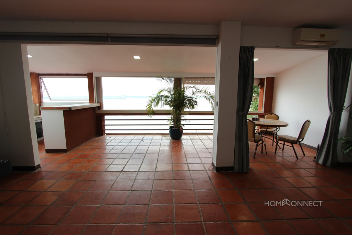 Mekong Frontage 2 Bedroom Apartment in Chroy Chungva | Phnom Penh Real Estate