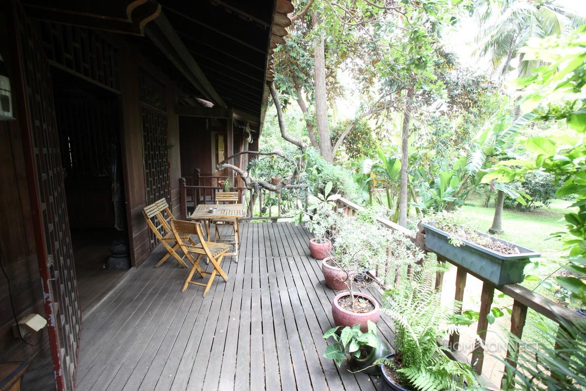 Traditional 3 Bedroom Khmer Villa in Chroy Chongva | Phnom Penh Real Estate